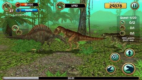 恐龙称霸世界游戏破解版下载