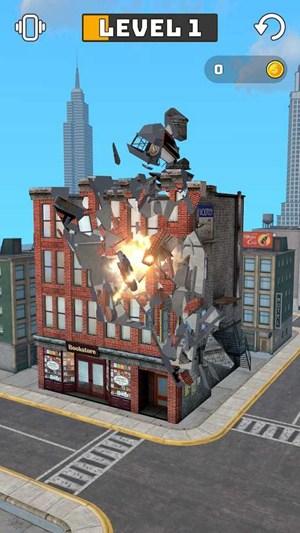 城市爆破模拟器游戏官方版最新版