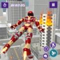 飞行超级英雄机器人救援中文版