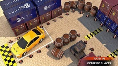 停车狂潮模拟驾驶中文汉化版