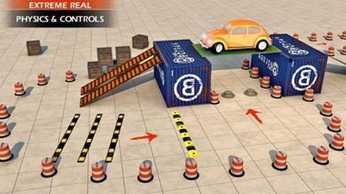 停车狂潮模拟驾驶中文汉化版最新版