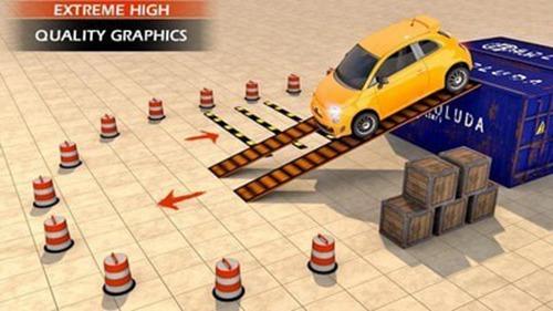 停车狂潮模拟驾驶中文汉化版下载