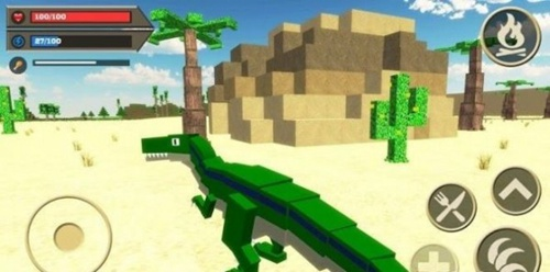 迅猛龙侏罗纪模拟器安卓破解版最新版