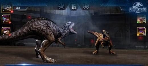 侏罗纪世界公园游戏破解版下载