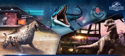 侏罗纪世界公园游戏破解版最新版