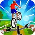 疯狂自行车越野秀2破解版