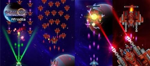 太空星系射手中文汉化版免费版本
