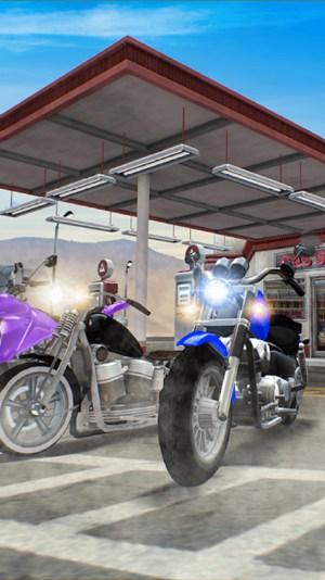 公路骑手美国之旅游戏安卓版