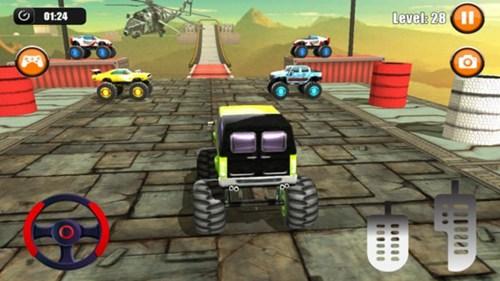 怪物赛车模拟器游戏最新版下载