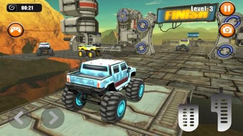 怪物赛车模拟器游戏最新版最新版