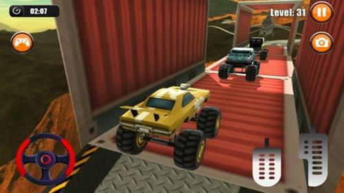 怪物赛车模拟器游戏最新版免费版本