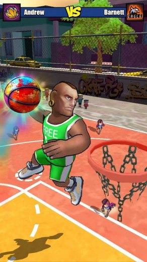 撞击篮球破解版最新版