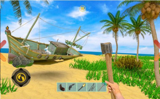 木筏荒野方舟安卓版最新版
